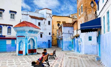 excursion Chefchaouen